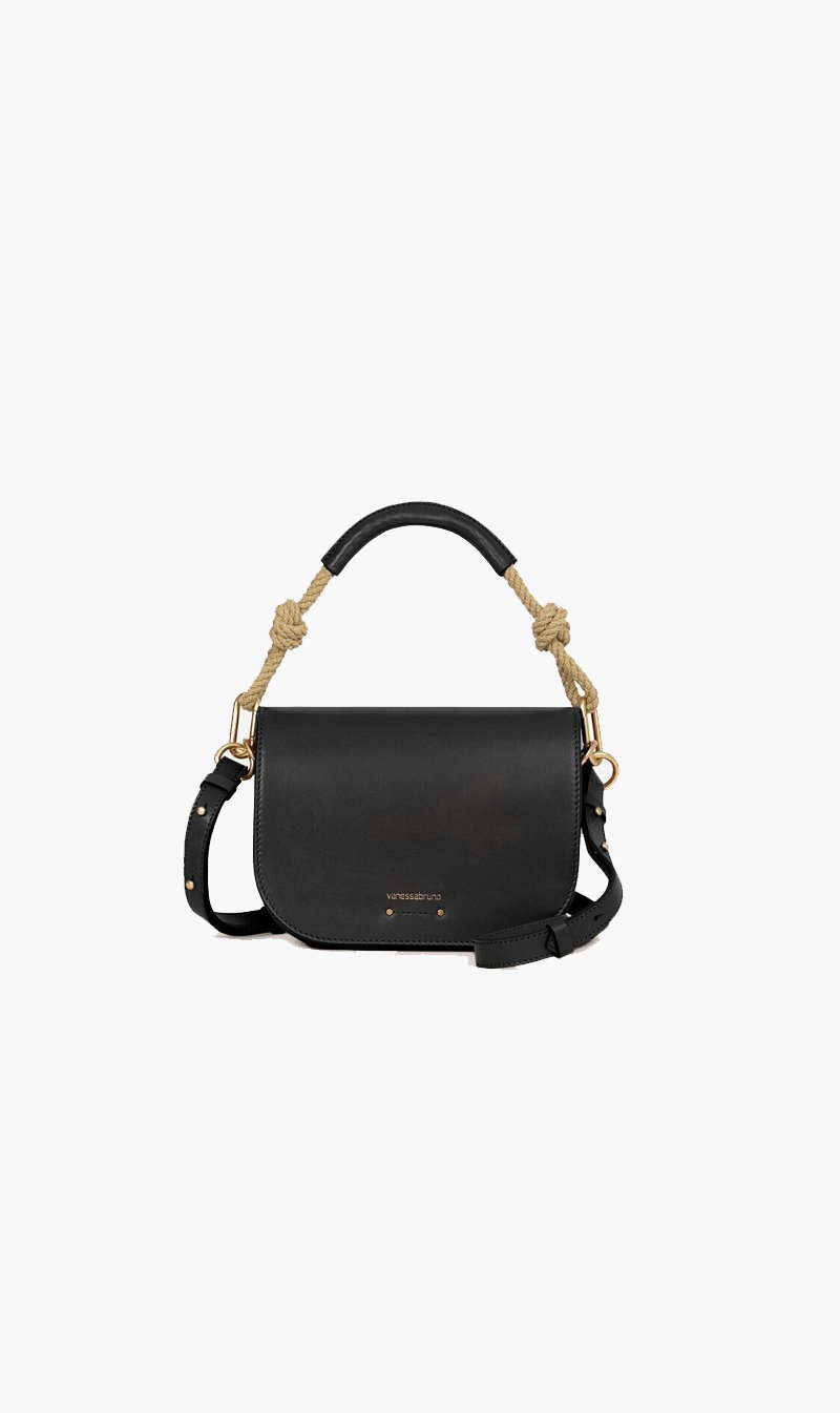 Vanessa Bruno BAG NOIR Vanessa Bruno | Holly Besace Bag - Black