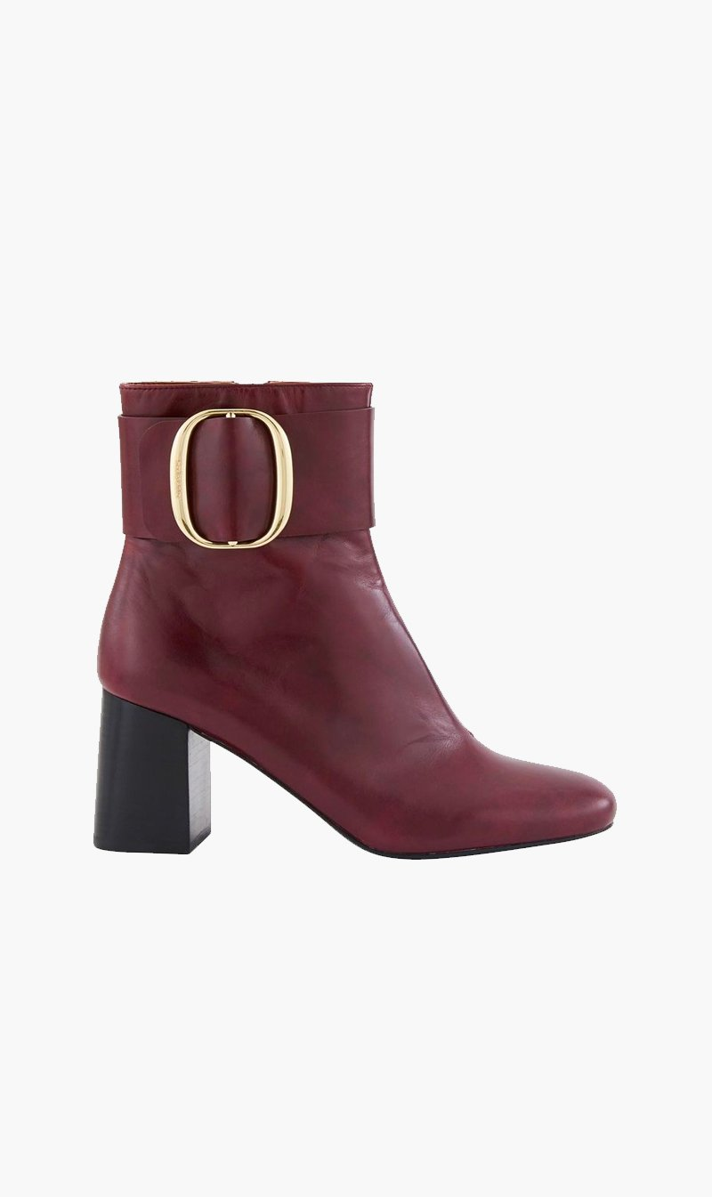 Onward Luxury Group SHOE See by Chloé | Hopper High Boot - Nisida