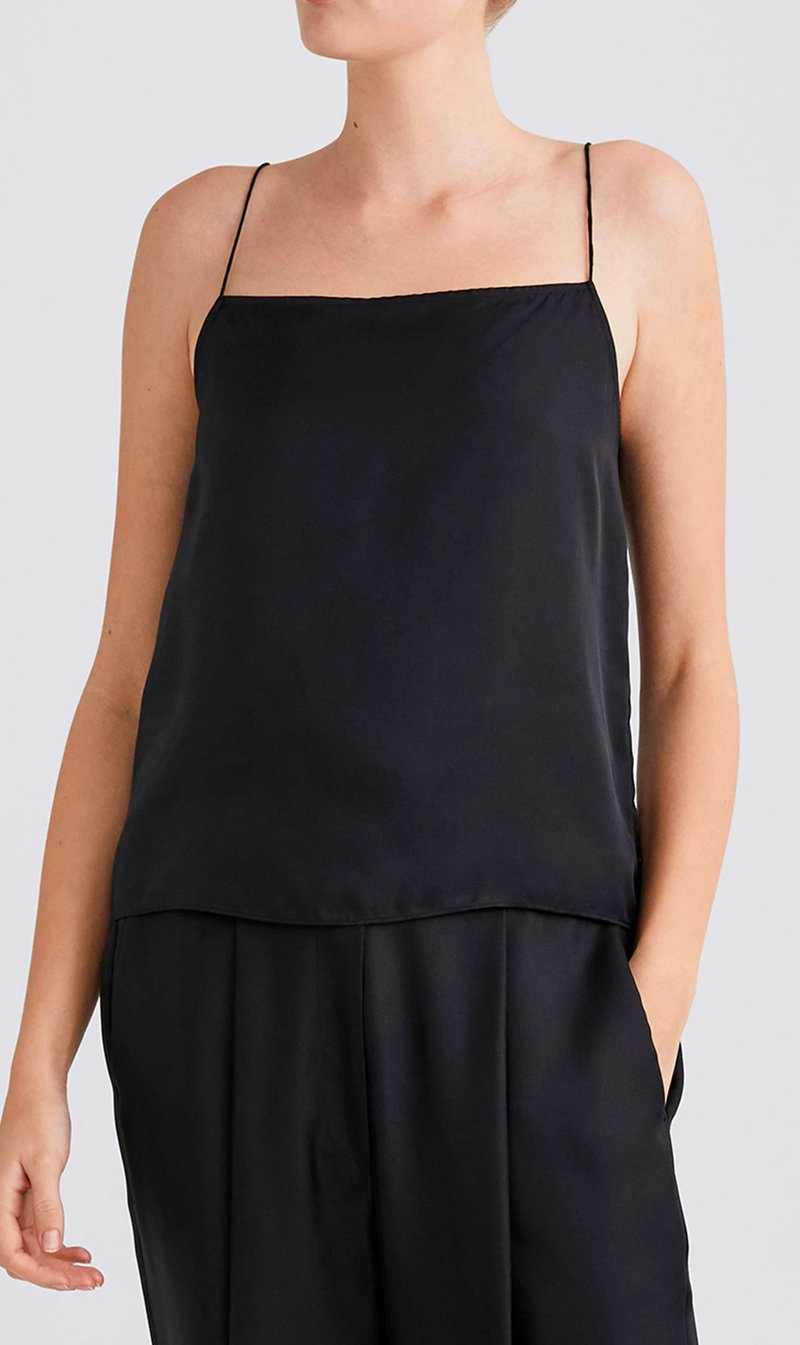 Jac and Jack Pty Ltd Womens Tops Jac + Jack | Inez Top - Black
