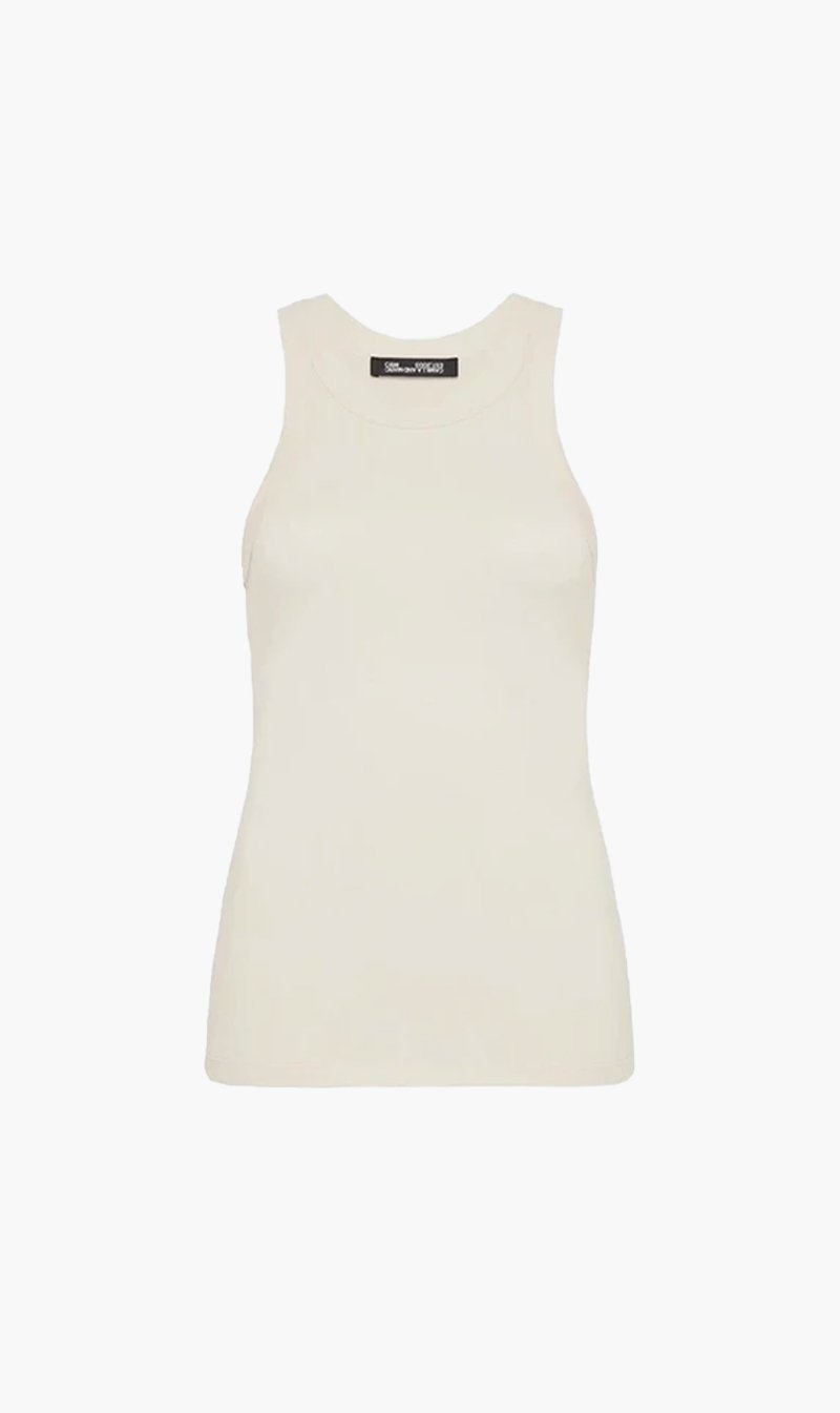 Camilla and Marc Womens Tops C&M | Park Tank - Ivory