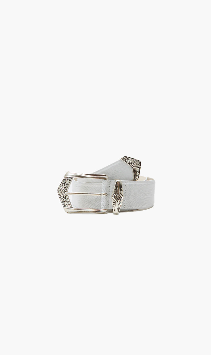 IRO | Joan Belt - White