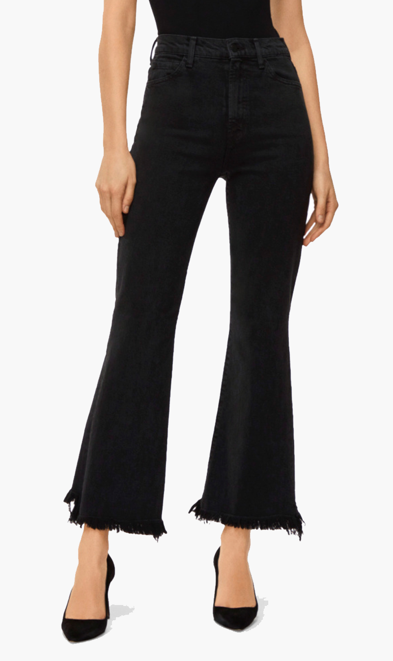Edwards Imports Ltd Womens Jeans J Brand | Julia Cropped Flare - Undercover