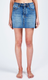 Stem Distribution Limited Womens Skirts Ksubi | Model Mini Skirt - Klub Blue
