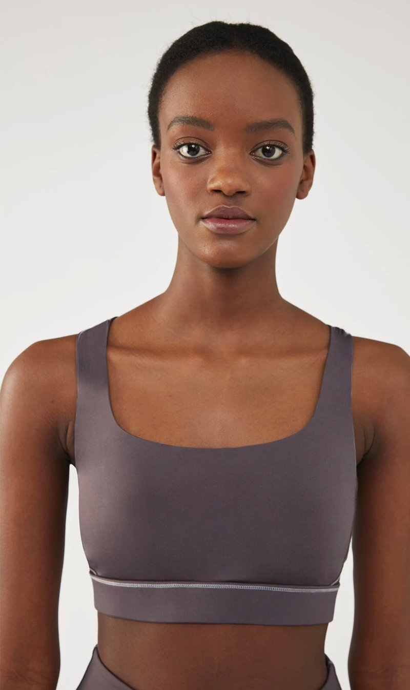 Camilla and Marc Womens Tops C&M | Laredo Crop - Mauve