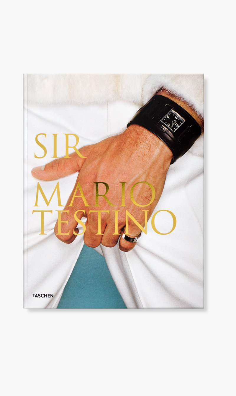 New Holland Publishers (NZ) Ltd Homeware Sir Mario Testino | Sir