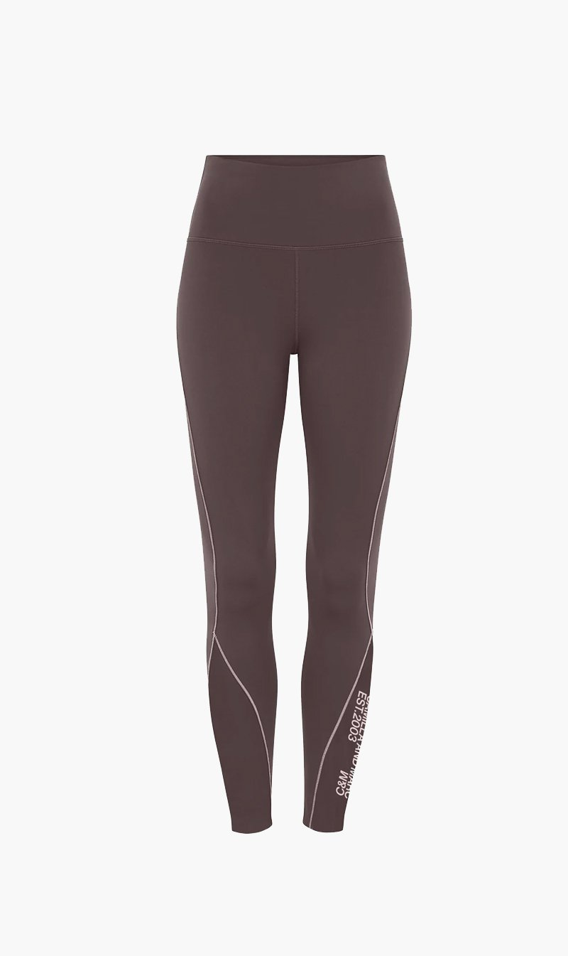 Camilla and Marc Womens Pants C&M | Laredo Legging - Mauve