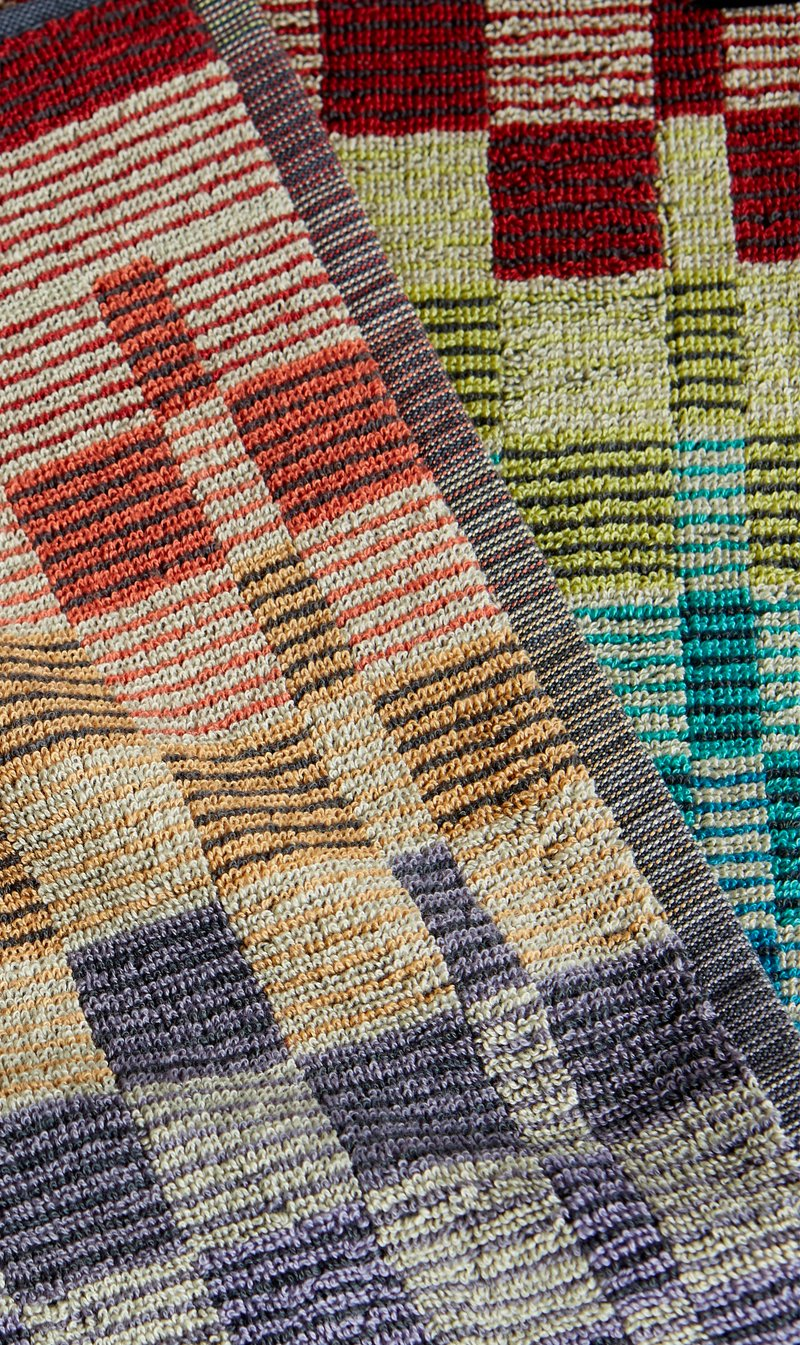 Spence & Lyda Wholesale Homeware YASSINE#159 Missoni Home | Hand Towel - Yassine 159