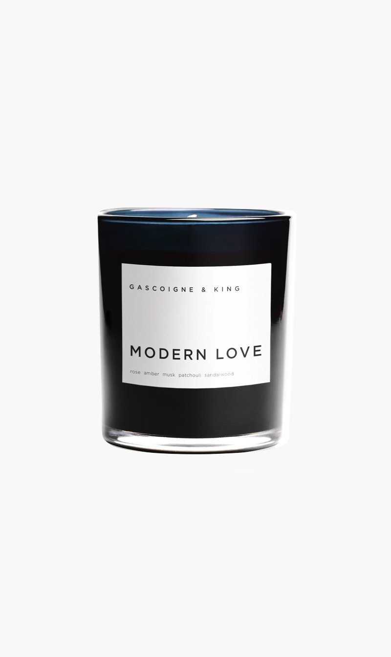 Sensory Journey CANDLE MODERNLVE Gascoigne & King | Modern Love Luxury Candle