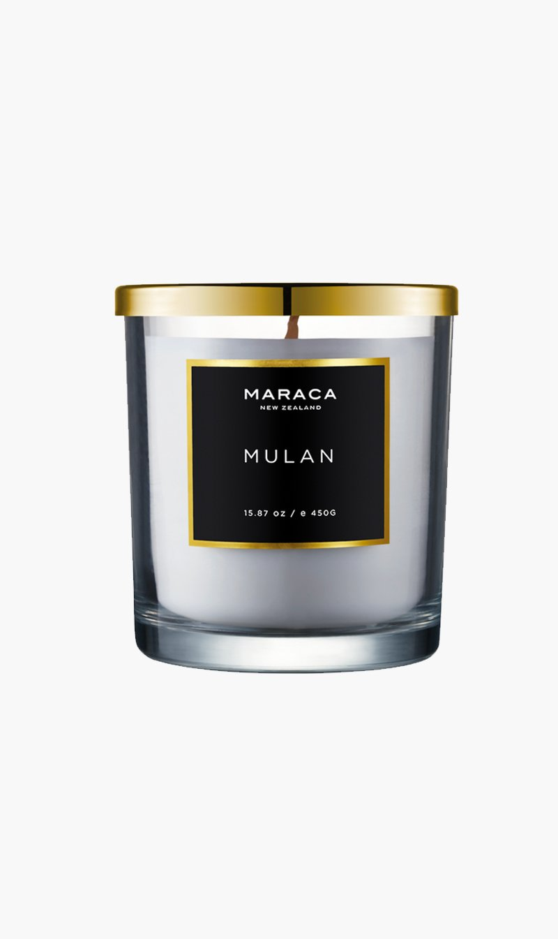 R O C CA Limited CANDLE MULAN Maraca | Luxury Candle - Mulan
