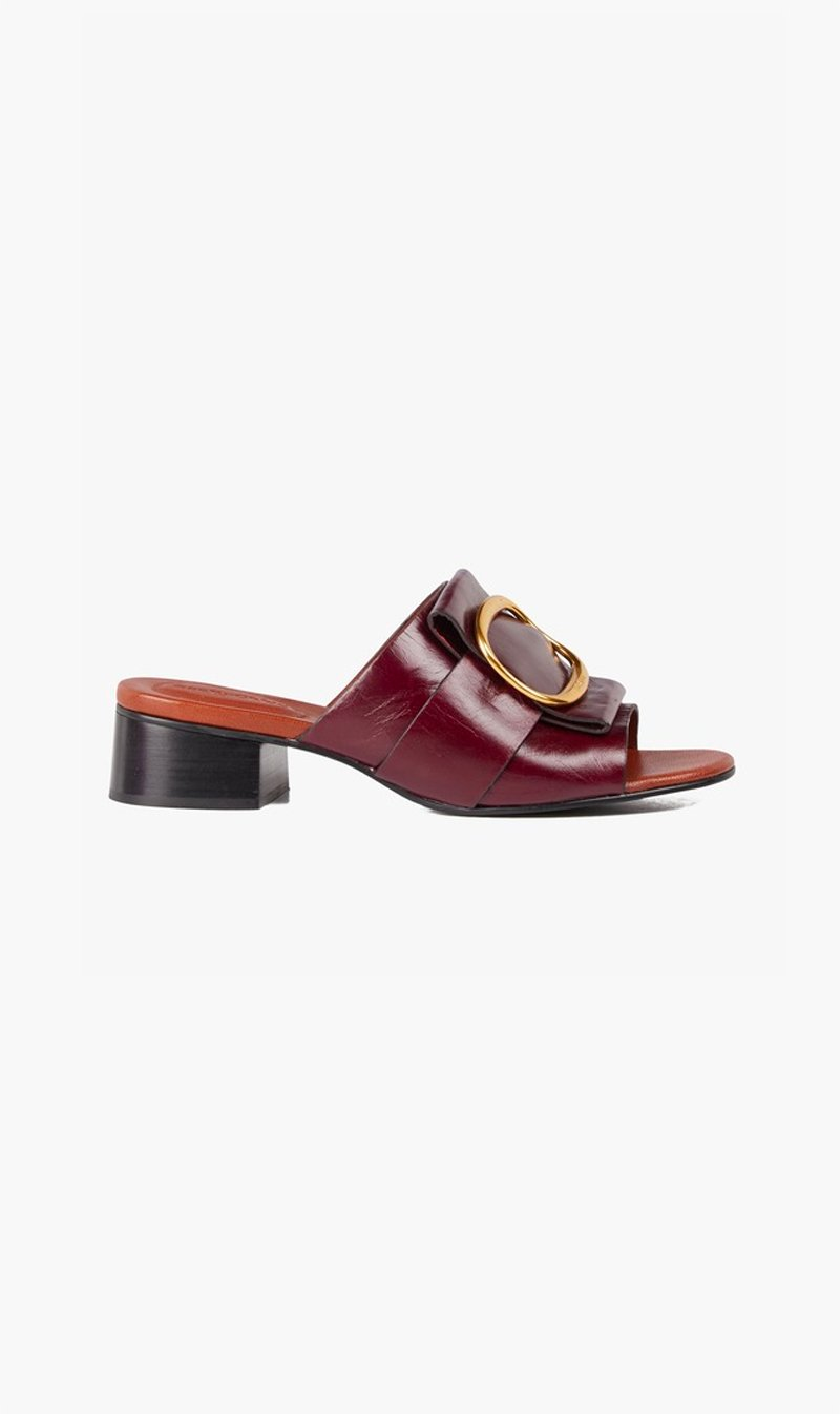 Onward Luxury Group SHOE See by Chloé | Hopper Mule - Nisida