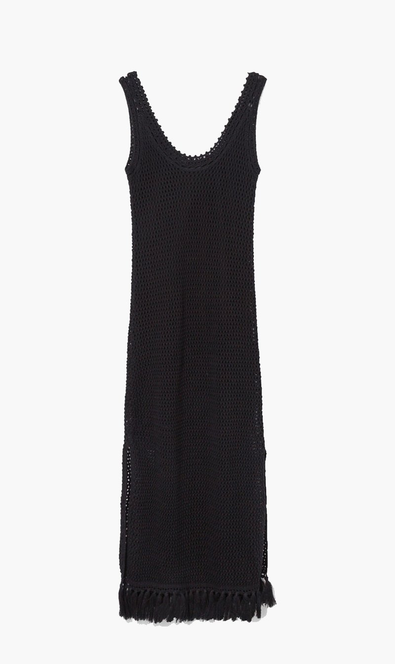 Vanessa Bruno Womens Dress Vanessa Bruno | Nandi Dress - Noir