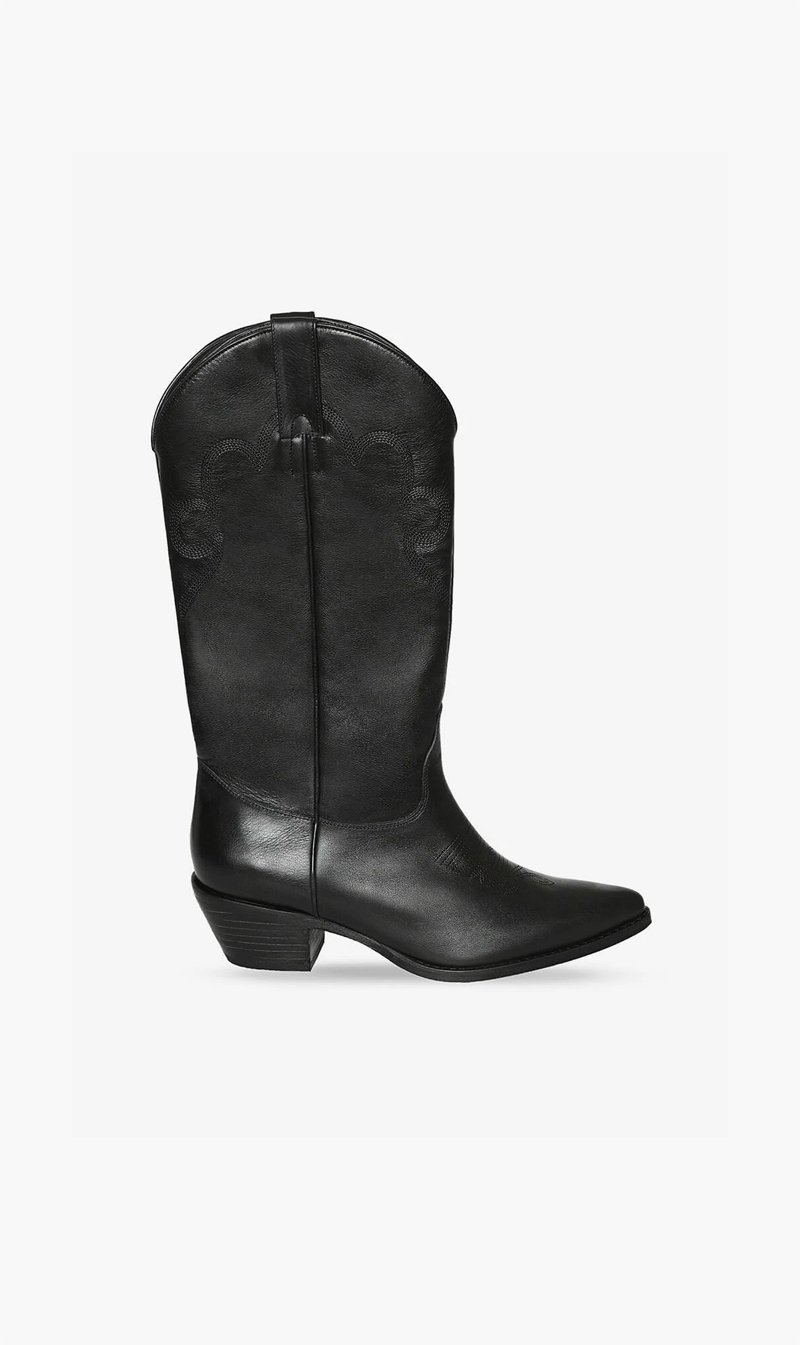 Anine Bing SHOE Anine Bing | Naomi Boot - Black