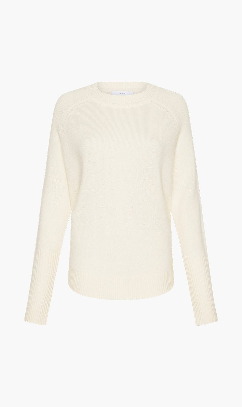 H Brand Pty Ltd Womens Tops H Brand X Theron | Nele - Cream