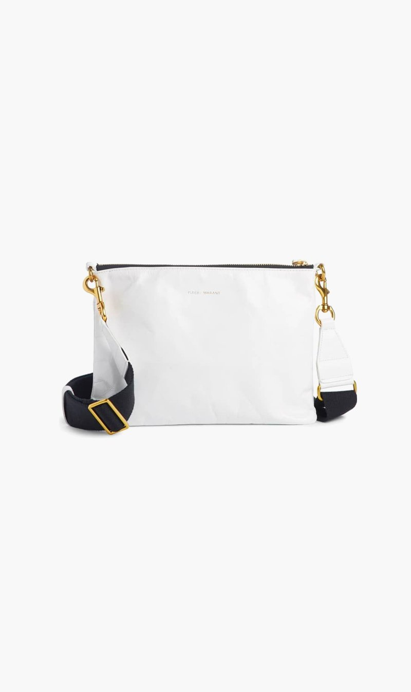 Isabel Marant BAG WHITE Isabel Marant | Nessah New Bag - White