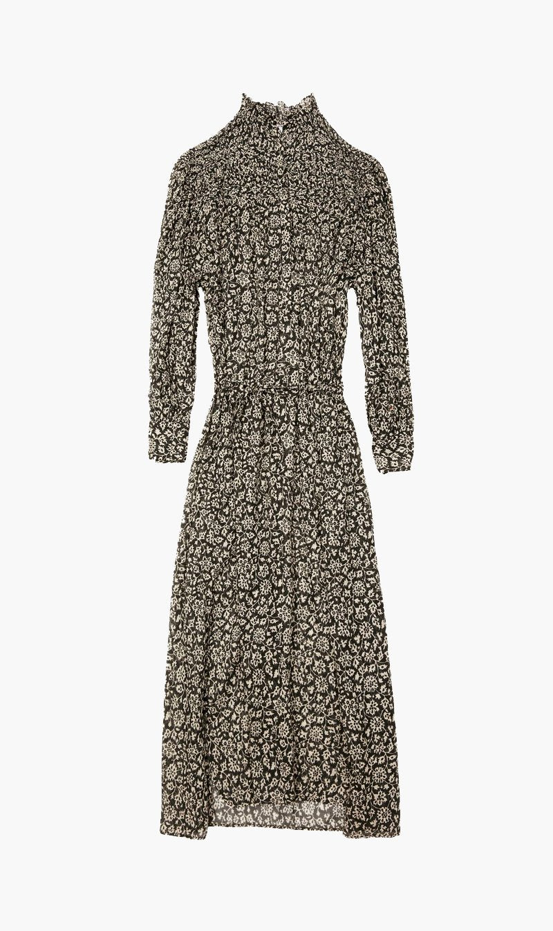 Isabel Marant Womens Dress Isabel Marant Etoile | Perkins Dress - Black