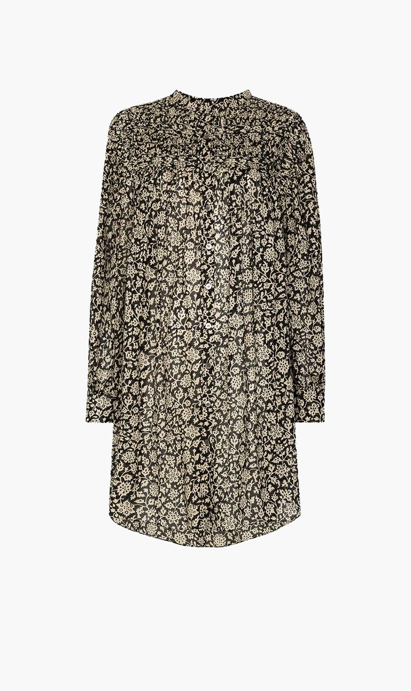 Isabel Marant Womens Dress Isabel Marant | Plana Dress - Black