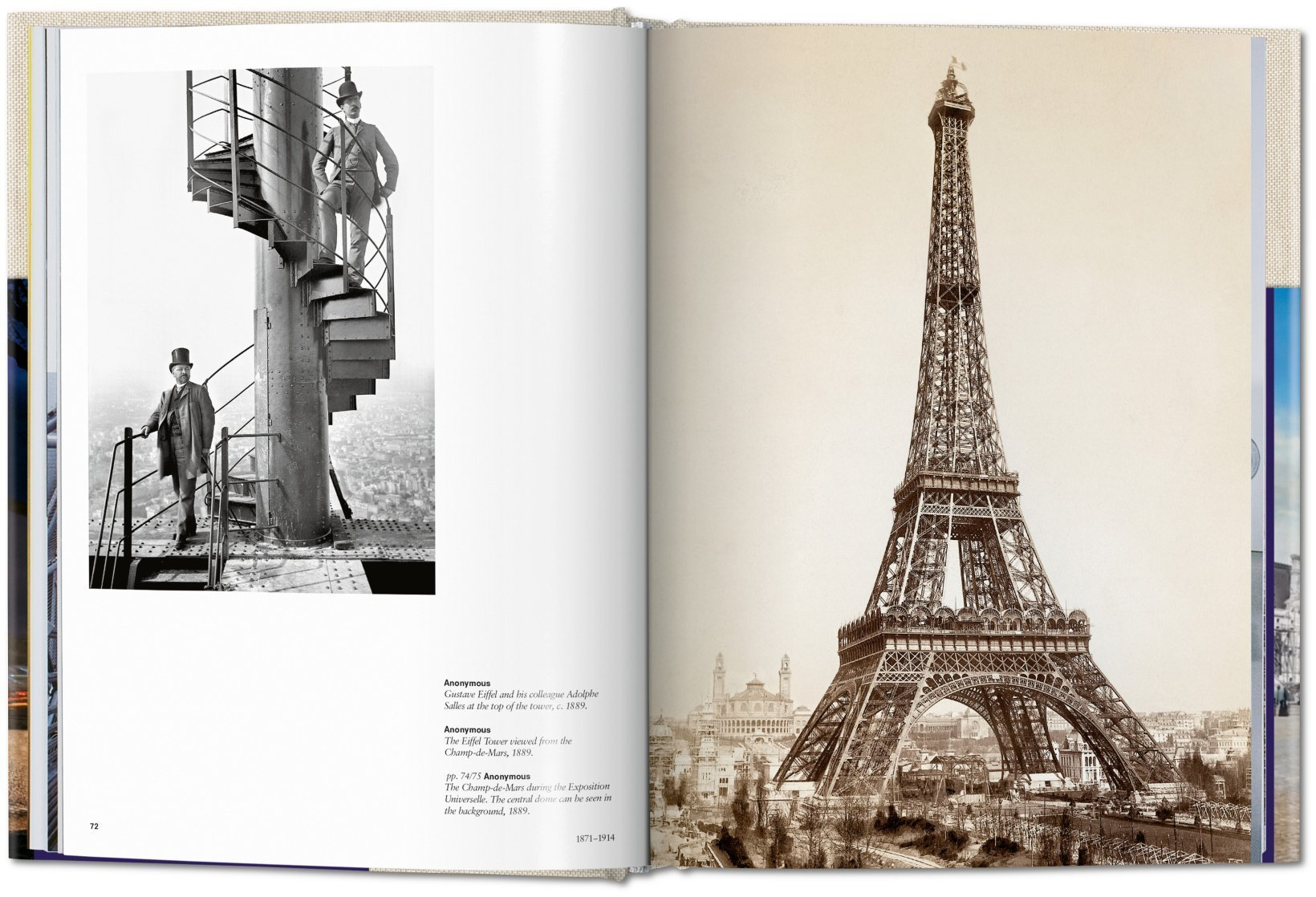 New Holland Publishers (NZ) Ltd Homeware PortraitOfACity Paris | Portrait of a City