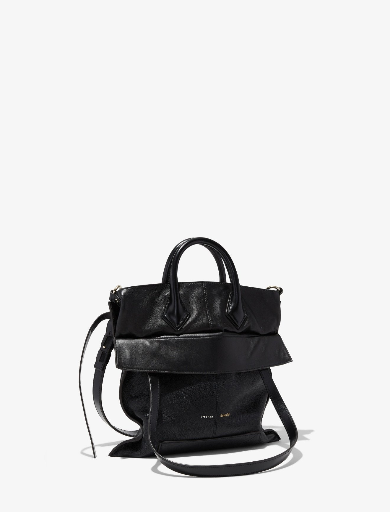 Proenza Schouler LLC BAG BLACK Proenza Schouler | PS19 Small - Black Grainy Leather