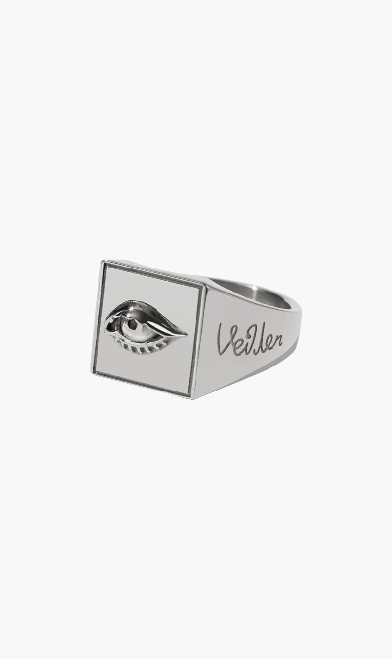 Meadowlark Jewellery Meadowlark | Proteger Ring - Silver
