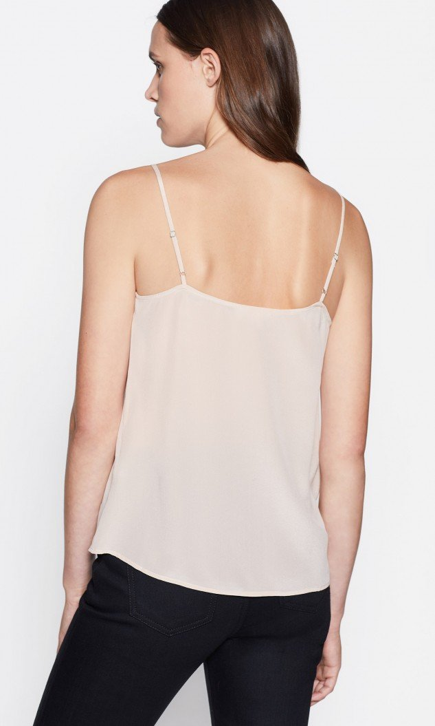 Edwards Imports Ltd Womens Tops FRNCHNUDE / XS Equipment | Layla Cami - French Nude