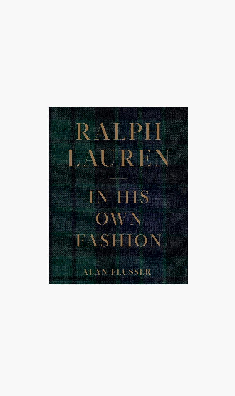 Alliance Distribution Services BOOK Thames & Hudson | Ralph Lauren: In His Own Fashion Book