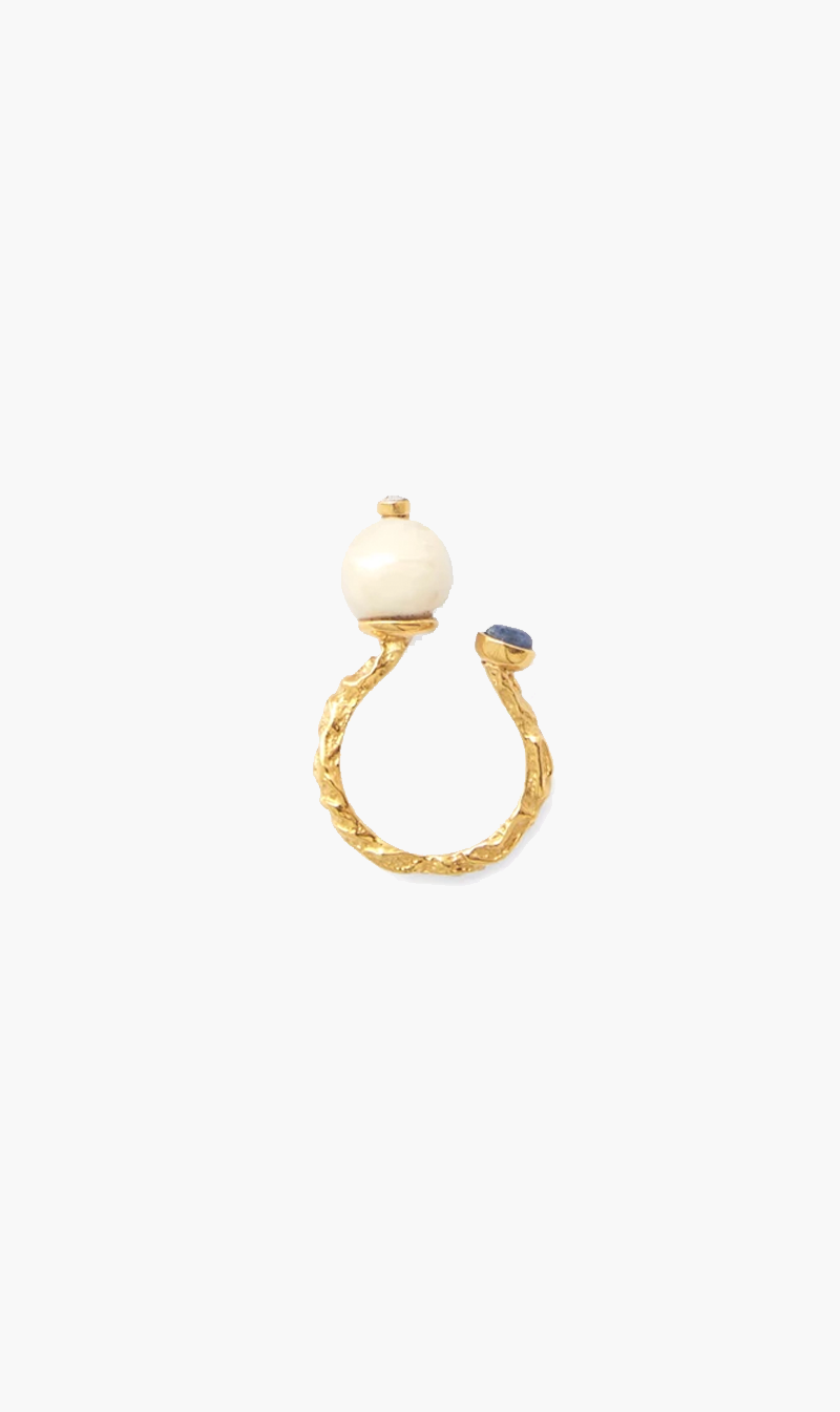 Love & Object Jewellery GOLD Olympia By Love & Object | Babette Ring - Gold