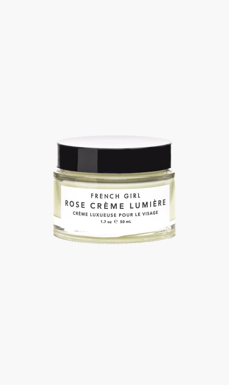 French Girl SKINCARE French Girl | Rose Creme Lumiere