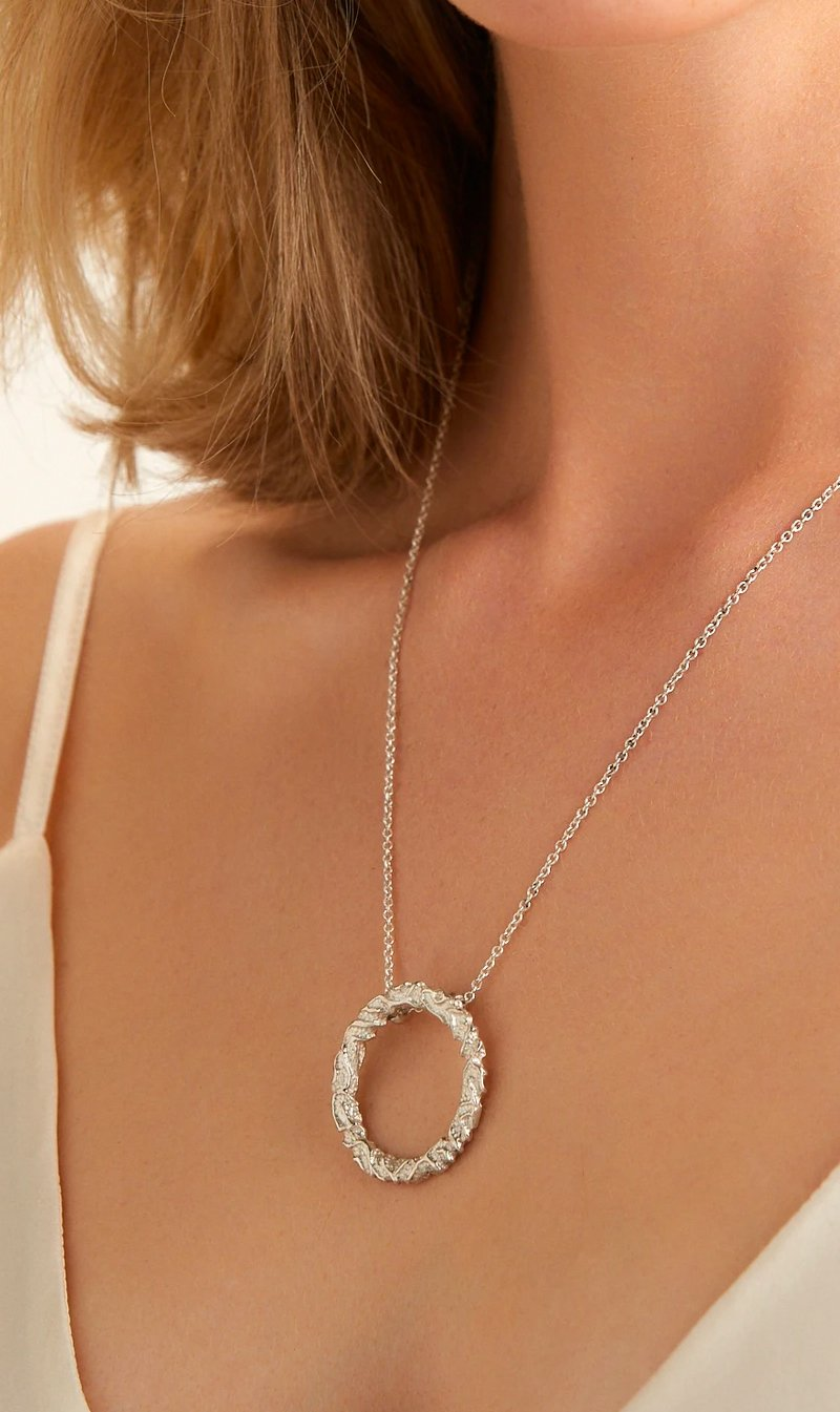 Love & Object Jewellery SILVER Love & Object | Beitris Necklace - Silver