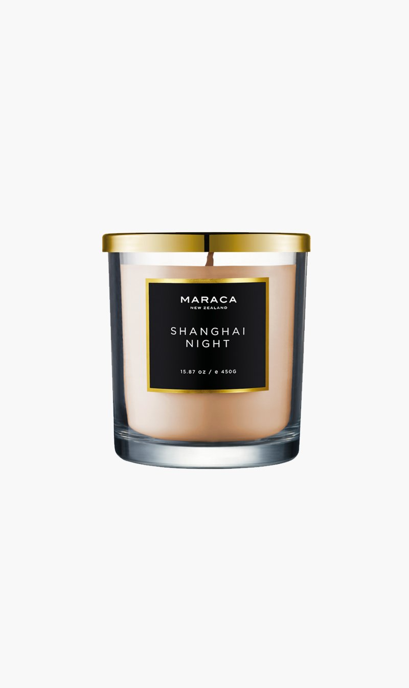 R O C CA Limited CANDLE SHNGHAINTE Maraca | Luxury Candle - Shanghai Night