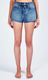 Stem Distribution Limited Womens Shorts Ksubi | Tongue N Cheek Short - Klub Blue