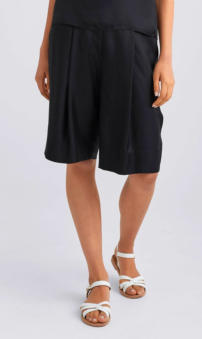 Jac and Jack Pty Ltd Womens Shorts Jac + Jack | Indigo Short - Black