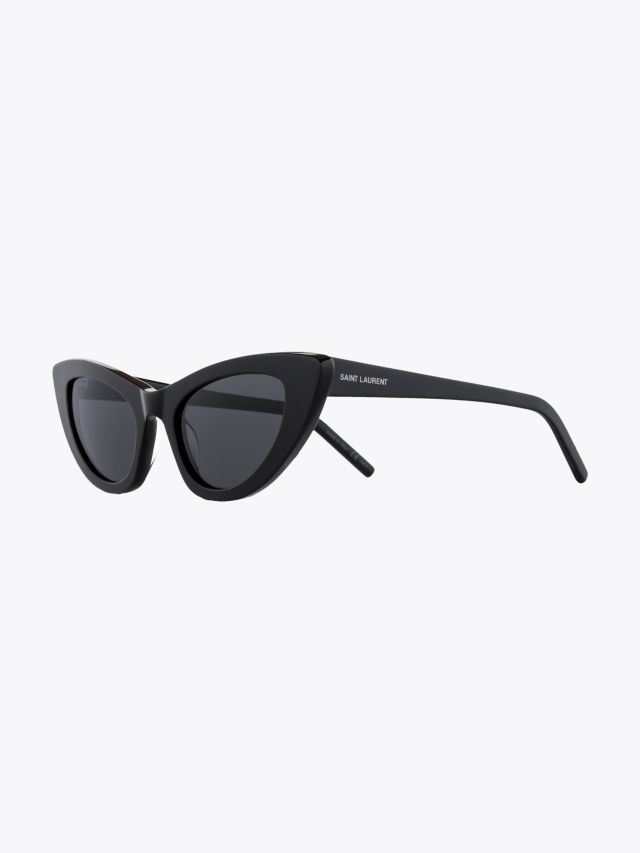 SUNSHADES EYEWEAR NZ Eyewear BLACK Saint Laurent | SL213 Lily - Black