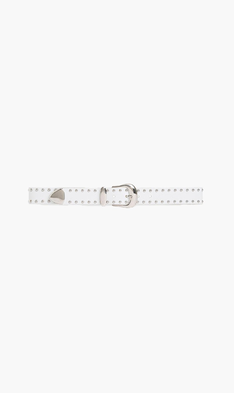 IRO ACC IRO | Gordie Belt - White