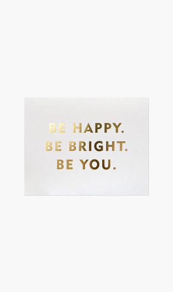 Sugar Paper | Be You Print