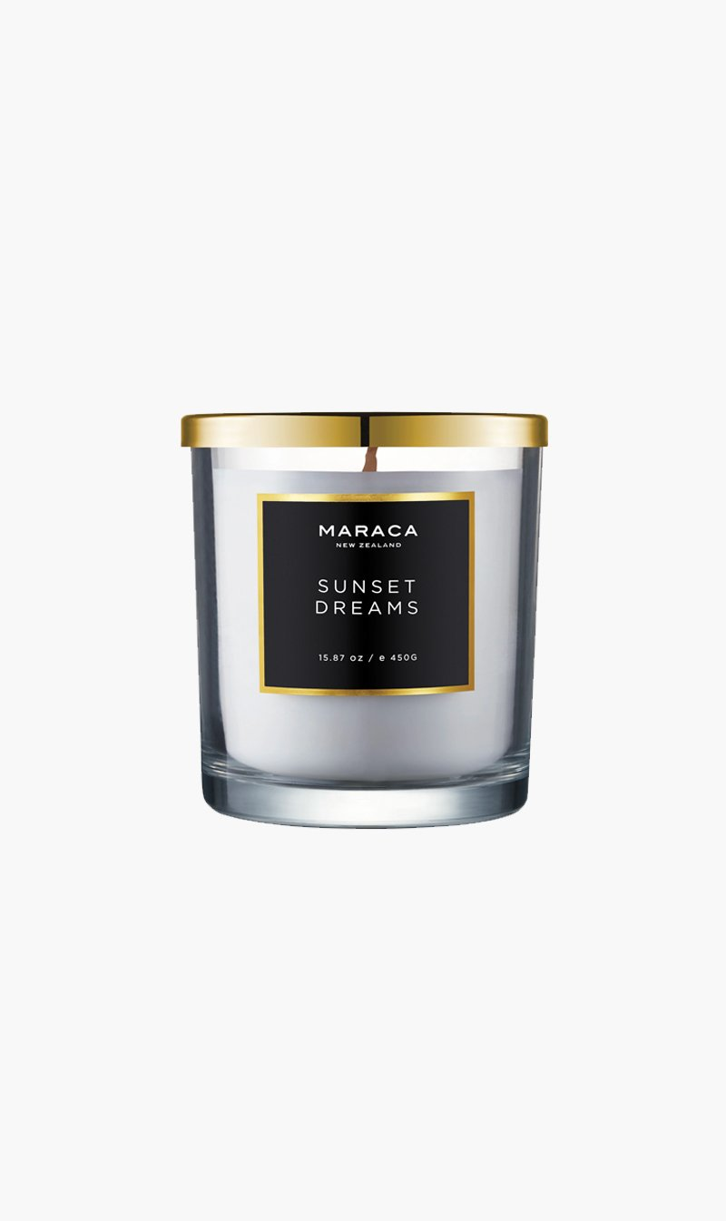 R O C CA Limited CANDLE SUNSTDRMS Maraca | Luxury Candle - Sunset Dreams
