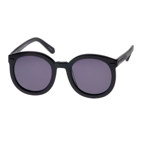 Karen Walker Eyewear | Super Duper Strength - Black