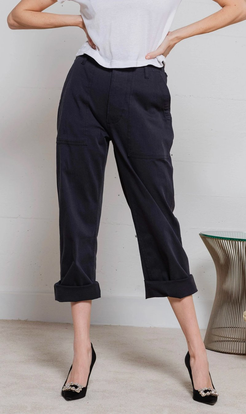 Ragdoll LA (PP) Womens Pants Ragdoll LA | Surplus Pant - Faded Navy
