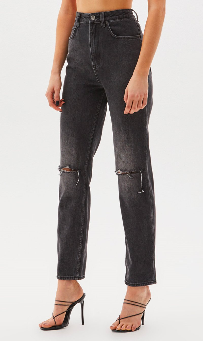 STEM DISTRIBUTION LTD Womens Jeans Ksubi | Chlo Wasted - Throwback Slash