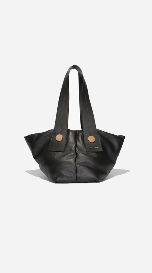 Proenza Schouler | Large Puffy Tobo Tote - Black