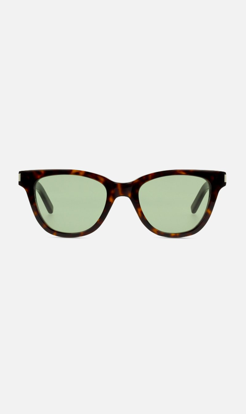 SUNSHADES EYEWEAR NZ Eyewear HAVANA Saint Laurent | SL51 Small - Havana