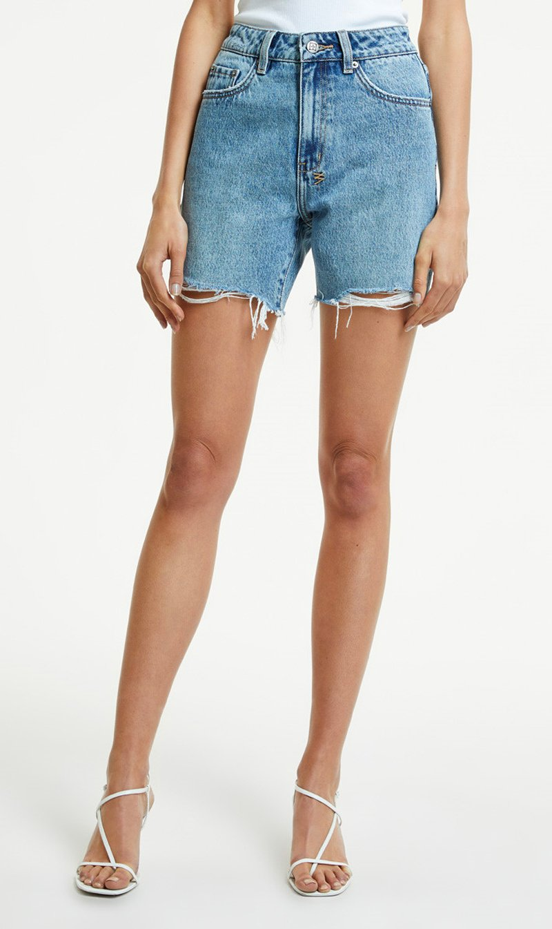 Stem Distribution Limited Womens Shorts Ksubi | Racer Short - Vibez
