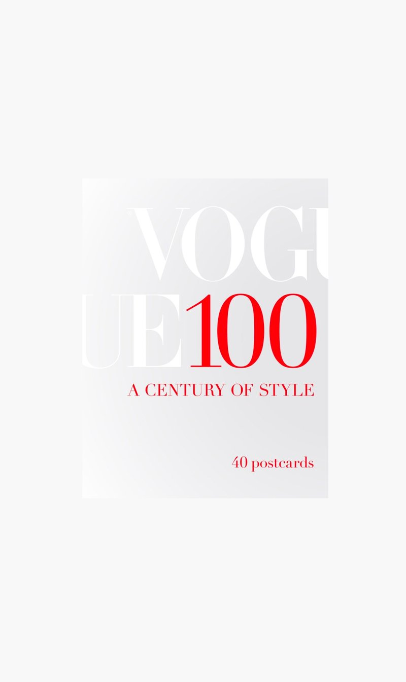 Alliance Distribution Services BOOK Thames & Hudson | Vogue 100: A Century of Style