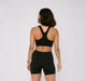 Organic Basics Activewear Organic Basics | SilverTech Active Yoga Short - Black
