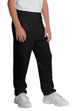 Port & Company Youth Sweatpant. PC90YP