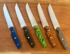 Knife Making Workshop - September 2