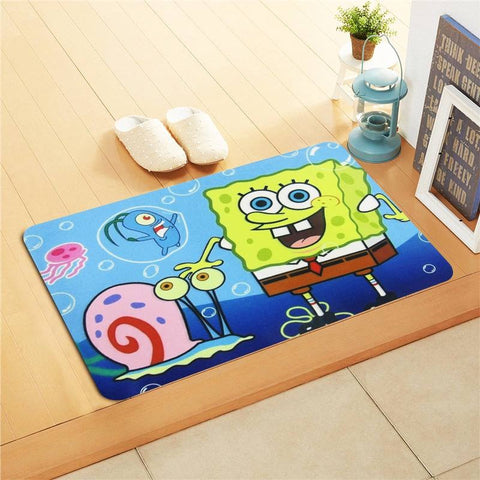 SpongeBob Kids Foot Mat