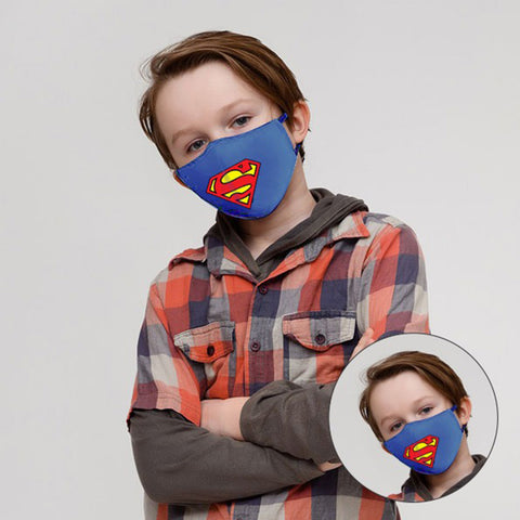 Kids face Mask (Spider Man)