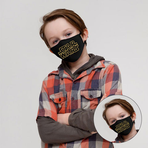 Kids face Mask (Star wars)