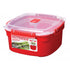 Microwave Breakfast Bowl 850ml Phthalate & BPA free Sistema 3.2L