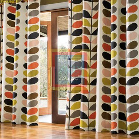 Printed Curtain